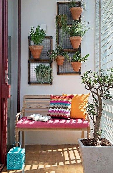 Фотография: Балкон в стиле Скандинавский, Декор интерьера – фото на INMYROOM