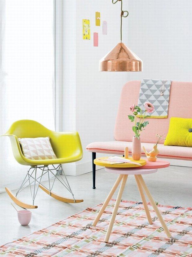 Фотография: Гостиная в стиле Современный, Декор интерьера, Дизайн интерьера, Цвет в интерьере, Белый – фото на INMYROOM