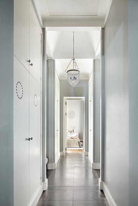 Фотография: Прихожая в стиле Эклектика, Квартира, Дома и квартиры, Перепланировка – фото на InMyRoom.ru