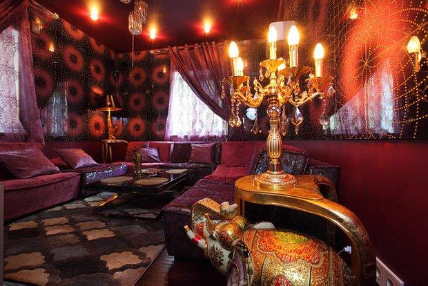 Фотография: Гостиная в стиле Современный, Эклектика, Стиль жизни, Советы – фото на INMYROOM