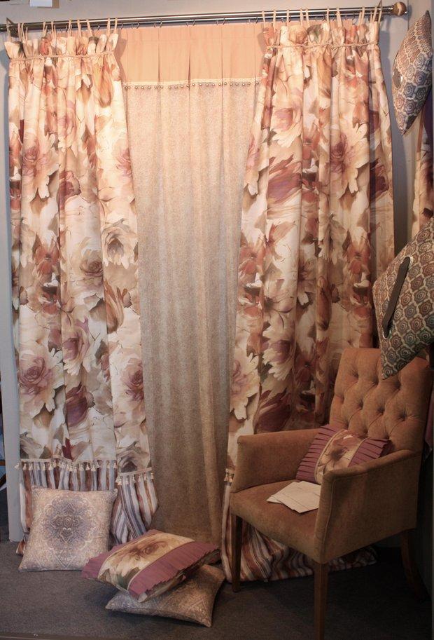 Фотография: Декор в стиле Прованс и Кантри, Классический, Современный, Текстиль, Индустрия, События, Маркет, Heimtextil Russia – фото на INMYROOM