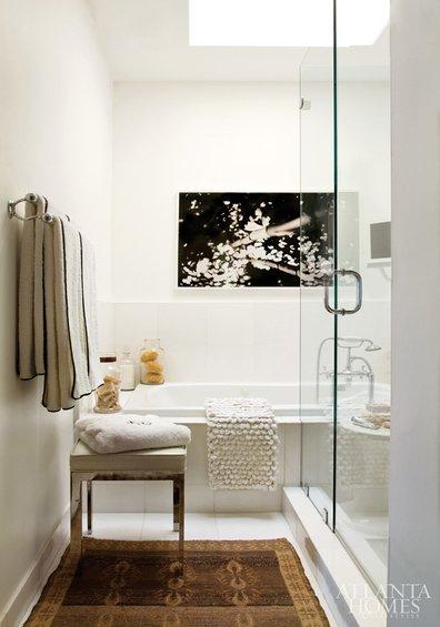 Фотография: Ванная в стиле Современный, Классический, Лофт, Скандинавский, Декор интерьера, Квартира, Дома и квартиры, Индустриальный – фото на INMYROOM