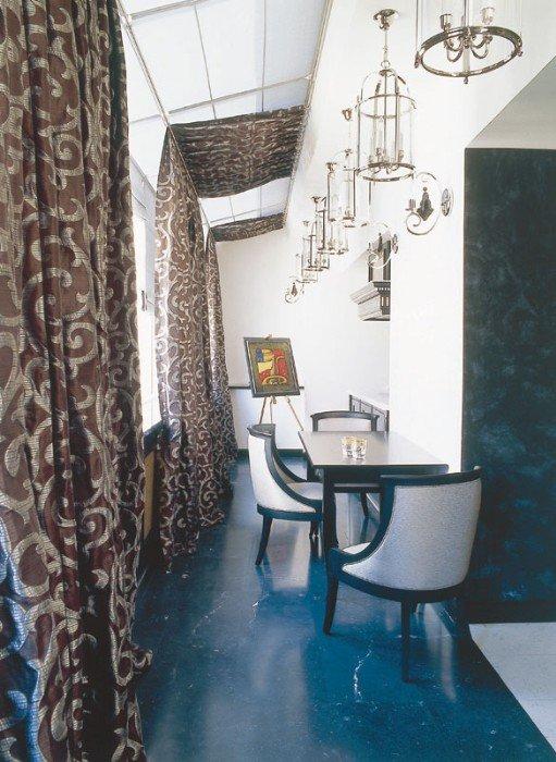 Фотография: Кухня и столовая в стиле Классический, Скандинавский, Современный, Эклектика, Балкон, Интерьер комнат, Минимализм – фото на INMYROOM