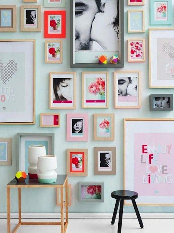 Фотография: Декор в стиле Скандинавский, Современный, Декор интерьера, Декор дома, Стены, Картины, Постеры – фото на INMYROOM