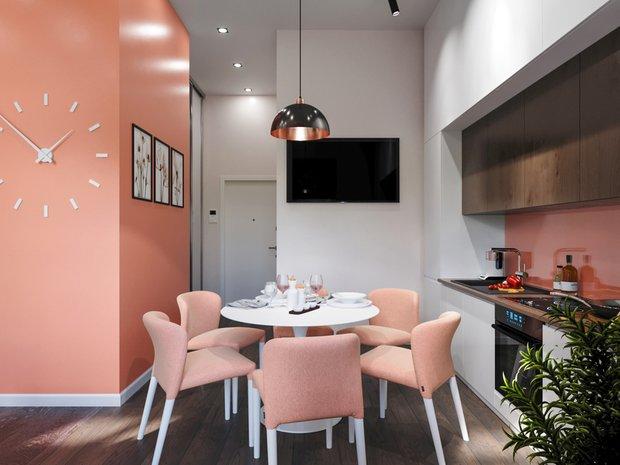 Фотография: Кухня и столовая в стиле Современный, Советы, электрика в квартире, ПИК-ремонт, Наталия Горелик – фото на INMYROOM