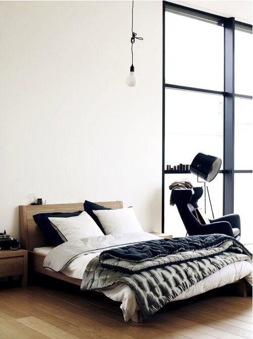 Фотография: Спальня в стиле Лофт, Скандинавский, Декор интерьера, Квартира, Дом, Декор, Советы – фото на INMYROOM