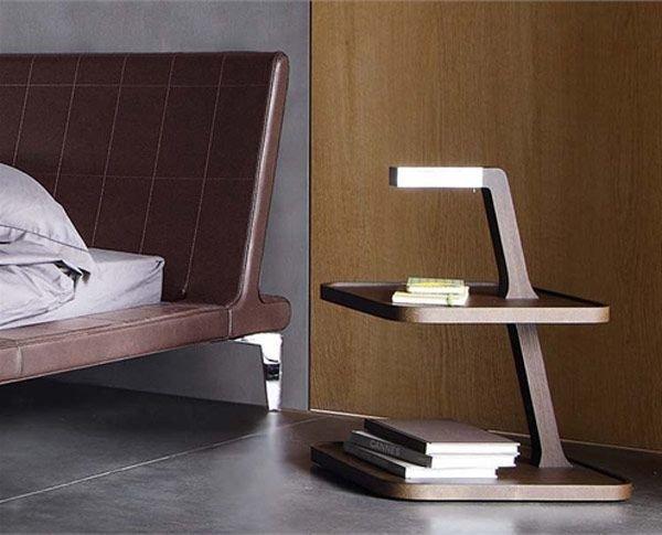 Фотография: Мебель и свет в стиле Лофт, Современный, Спальня, Декор интерьера, Стол – фото на INMYROOM