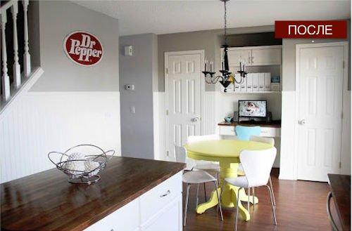 Фотография: Спальня в стиле Прованс и Кантри, Кухня и столовая, Мебель и свет, Переделка – фото на INMYROOM