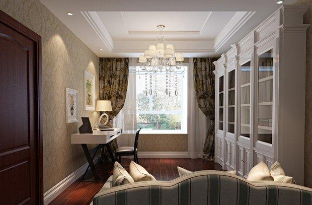 Фотография: Офис в стиле Классический, Современный, Интерьер комнат, Мебель и свет, Подсветка, Торшер – фото на INMYROOM