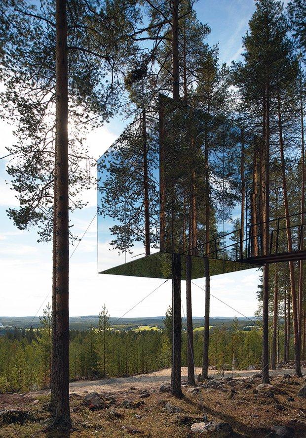 Фотография: Архитектура в стиле , Дом, Дома и квартиры, Дом на природе – фото на INMYROOM