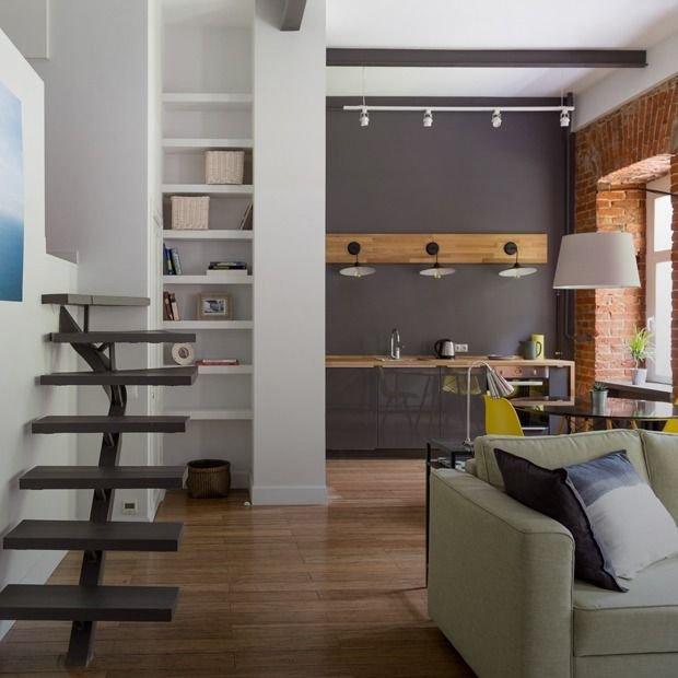 Фотография: Кабинет в стиле Лофт, Декор интерьера, Малогабаритная квартира, Квартира, Дом, Декор – фото на INMYROOM