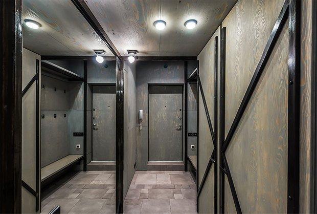 Фотография: Прочее в стиле , Интерьер комнат, Переделка, Индустриальный – фото на INMYROOM