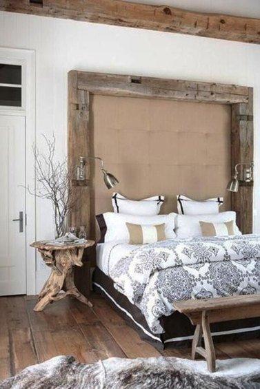 Фотография: Спальня в стиле Прованс и Кантри, Эко, Декор интерьера, DIY, Мебель и свет – фото на INMYROOM