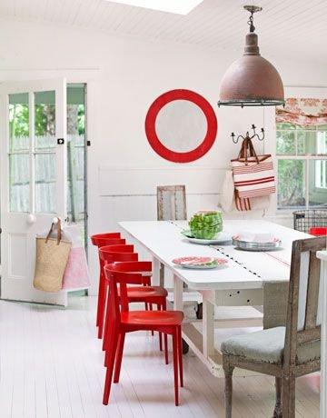 Фотография: Кухня и столовая в стиле Скандинавский, Классический, Современный, Декор интерьера, Декор, Советы – фото на INMYROOM