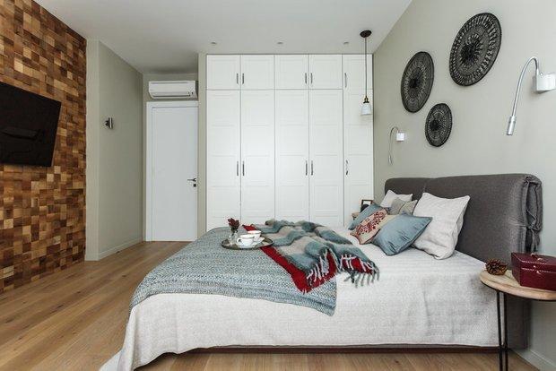 Фотография: Спальня в стиле Современный, DIY, Переделка, ИКЕА, мебель икея, переделка мебели, как покрасить шкаф – фото на INMYROOM