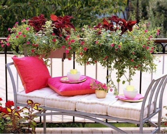 Фотография: Балкон, Терраса в стиле Современный, Декор интерьера, Дом, Декор дома – фото на INMYROOM