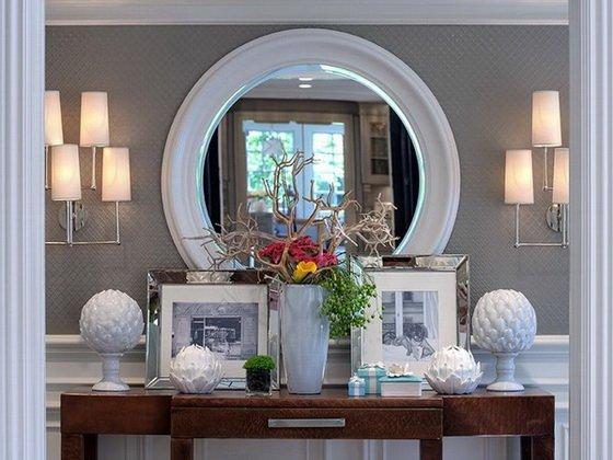 Фотография: Декор в стиле Классический, Декор интерьера, Декор дома, Зеркала – фото на INMYROOM