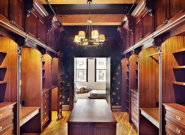 Фотография: Гардеробная в стиле Классический, Спальня, Советы – фото на INMYROOM