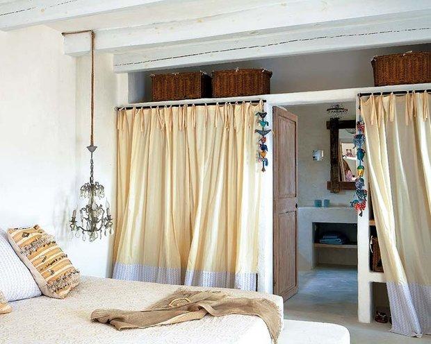 Фотография: Спальня в стиле Прованс и Кантри, Классический, Скандинавский, Современный, Декор интерьера, DIY, Дом, Системы хранения – фото на INMYROOM