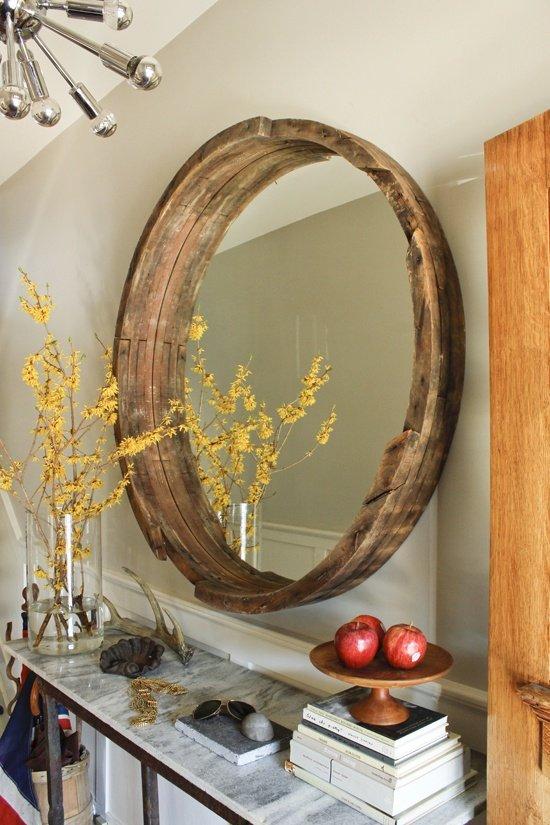Фотография: Декор в стиле , Декор интерьера, Декор дома, Зеркало – фото на INMYROOM