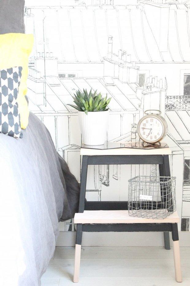 Фотография: Спальня в стиле Хай-тек, Скандинавский, Декор интерьера, Мебель и свет, Советы, ИКЕА, лайфхаки, мебель ИКЕА в интерьере – фото на INMYROOM