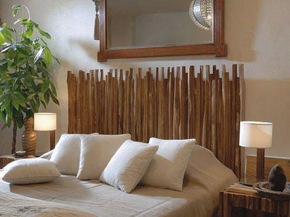 Фотография: Декор в стиле Эко, Спальня, Декор интерьера, DIY, Мебель и свет – фото на INMYROOM