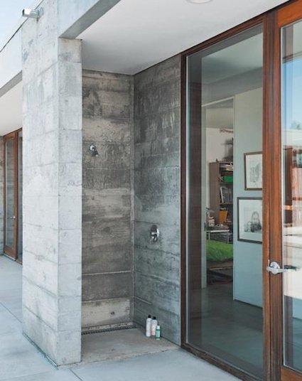 Фотография: Ландшафт в стиле , Ванная, Дом, Стиль жизни, Дача – фото на INMYROOM