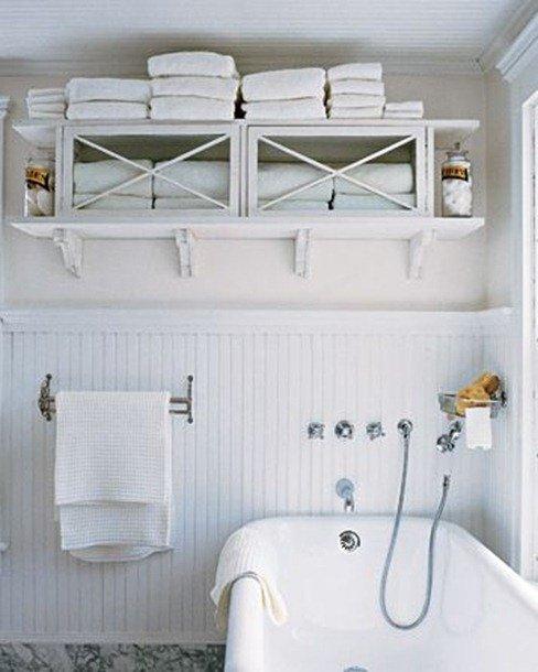 Фотография: Ванная в стиле Прованс и Кантри, Декор интерьера, DIY – фото на INMYROOM