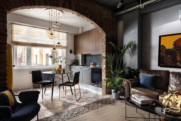 Фотография:  в стиле , Квартира, Советы, грамотная планировка – фото на INMYROOM