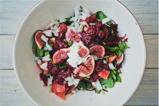 Фотография:  в стиле , Обзоры, Салат, 15 минут, Рецепты салатов – фото на INMYROOM