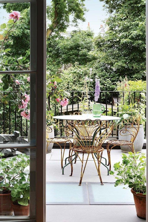 Фотография: Балкон в стиле Прованс и Кантри, Декор интерьера, Дом, Дача – фото на INMYROOM