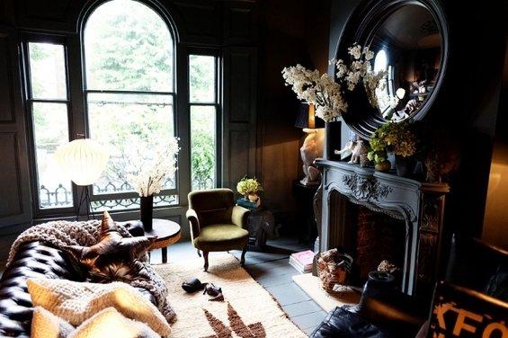 Фотография: Гостиная в стиле Прованс и Кантри, Декор интерьера, Квартира, Дома и квартиры – фото на INMYROOM