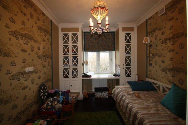 Фотография: Спальня в стиле Прованс и Кантри, Планировки, Индустрия, События, Ремонт на практике – фото на INMYROOM