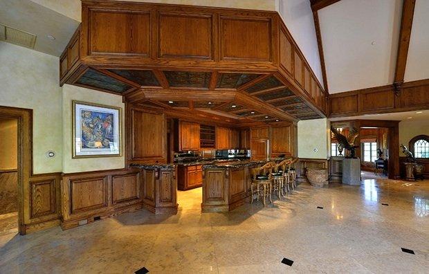 Фотография: Кухня и столовая в стиле , Декор интерьера, Дом, Дома и квартиры, Интерьеры звезд – фото на INMYROOM