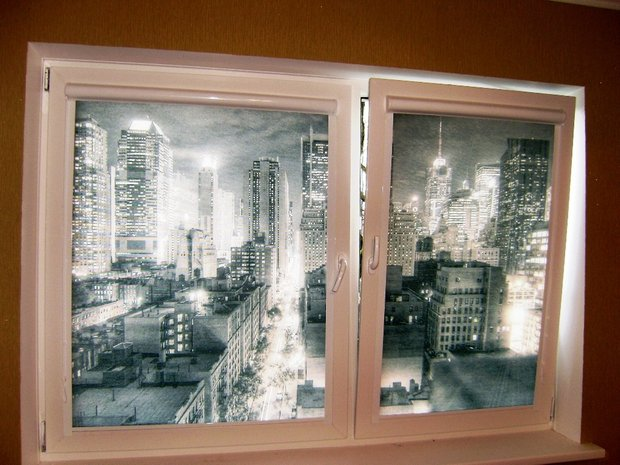 Фотография:  в стиле , Декор интерьера, окно в интерьере, энциклопедия_декор – фото на INMYROOM