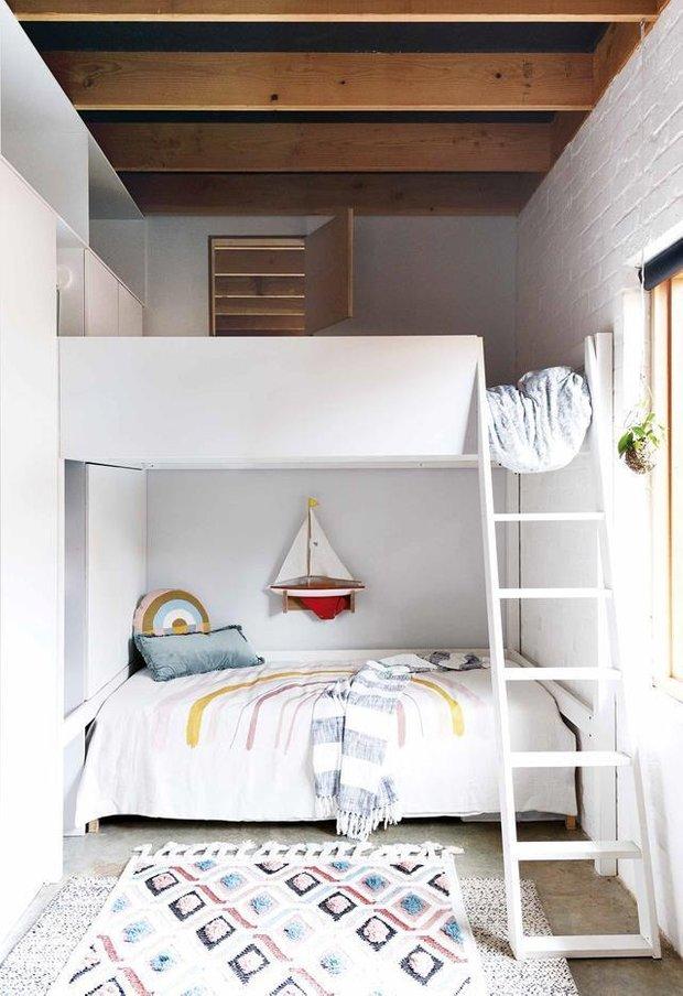 Фотография: Детская в стиле Скандинавский, Австралия, Дом и дача, 60-90 метров – фото на INMYROOM