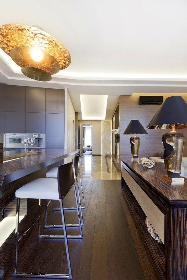 Фотография: Прочее в стиле , Кухня и столовая, Интерьер комнат, Барная стойка – фото на INMYROOM