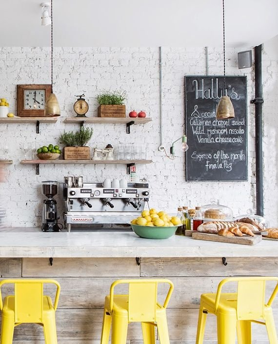 Фотография: Кухня и столовая в стиле Лофт, Скандинавский, Классический, Эклектика, Декор, Минимализм, Ремонт на практике – фото на INMYROOM