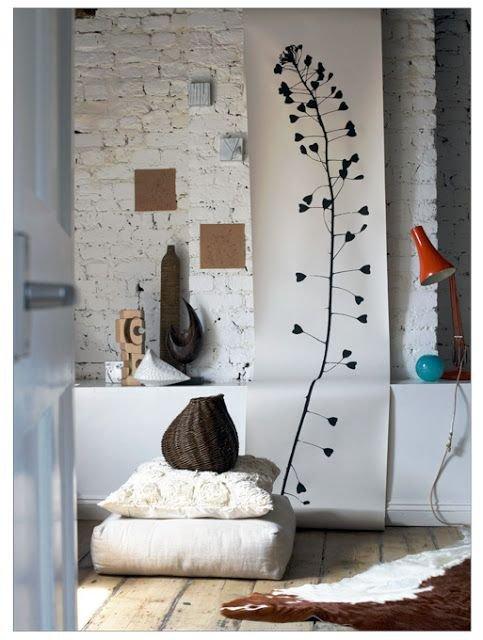 Фотография: Мебель и свет в стиле Скандинавский, Декор интерьера, Дизайн интерьера, Цвет в интерьере – фото на INMYROOM