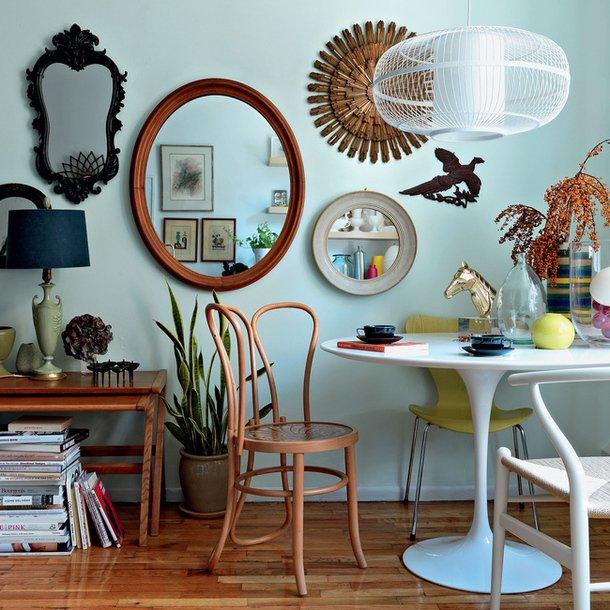 Фотография: Декор в стиле , Декор интерьера, Малогабаритная квартира, Квартира, Дома и квартиры, Нью-Йорк, Блошиный рынок – фото на INMYROOM