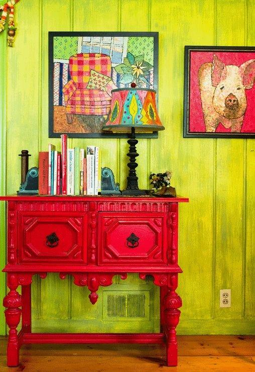 Фотография: Декор в стиле Восточный, Эклектика, Декор интерьера, Дом, Декор дома, Цвет в интерьере – фото на INMYROOM