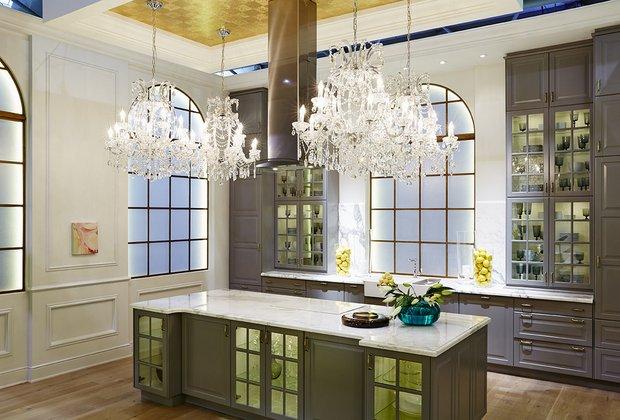 Фотография: Кухня и столовая в стиле Классический, Современный, Планировки, Аксессуары, Декор, Мебель и свет, Прочее, Советы, ИКЕА, Blum, Kohler – фото на INMYROOM
