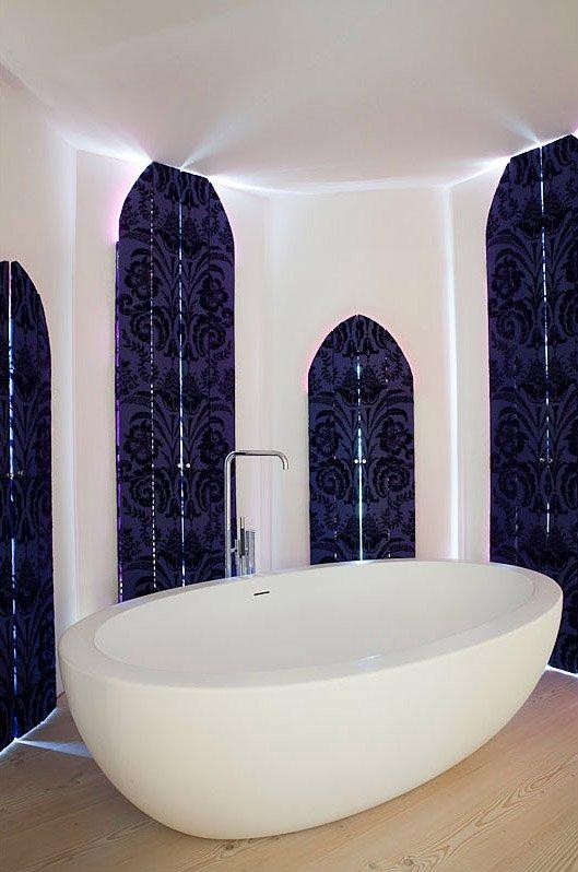 Фотография: Ванная в стиле Современный, Квартира, Дома и квартиры, Архитектурные объекты – фото на INMYROOM