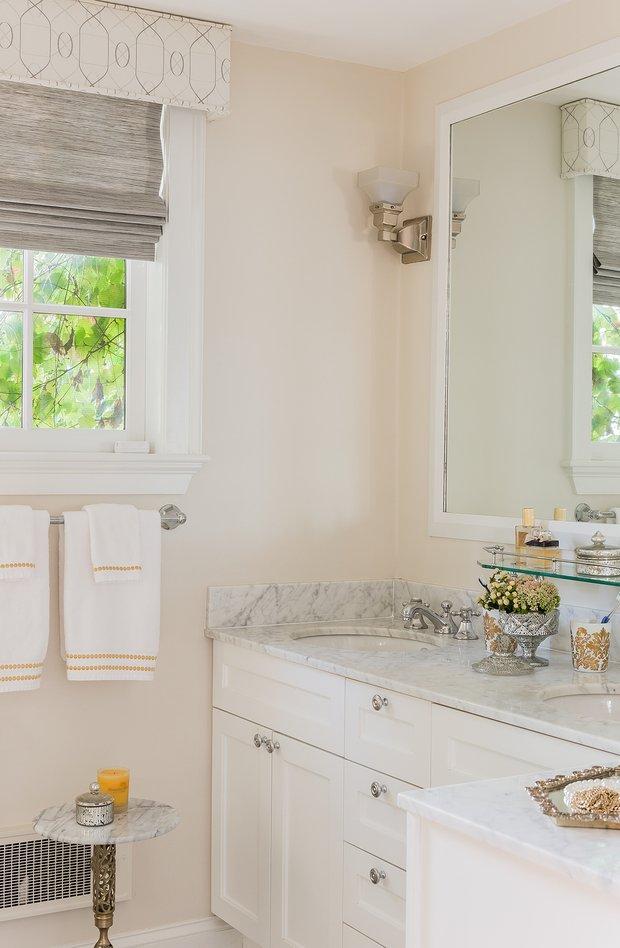 Фотография: Ванная в стиле Классический, Декор интерьера, Дом и дача, Таунхаус – фото на INMYROOM