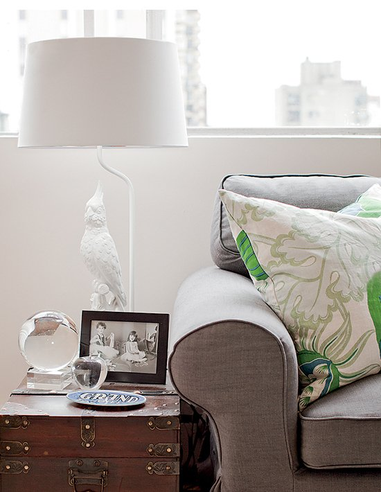 Фотография: Декор в стиле Прованс и Кантри, Классический, Современный, Декор интерьера, Малогабаритная квартира, Квартира, Цвет в интерьере, Дома и квартиры, Стены – фото на INMYROOM