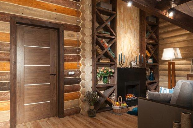 Фотография: Гостиная в стиле Прованс и Кантри, Спальня, Интерьер комнат, Мансарда – фото на INMYROOM