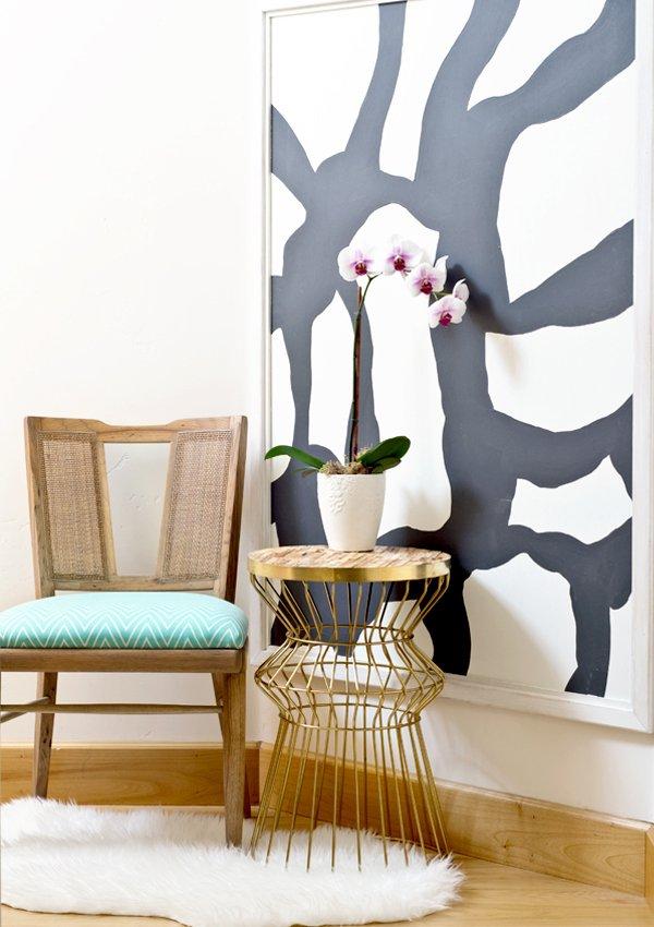 Фотография: Декор в стиле Скандинавский, Декор интерьера, DIY, Журнальный столик – фото на INMYROOM