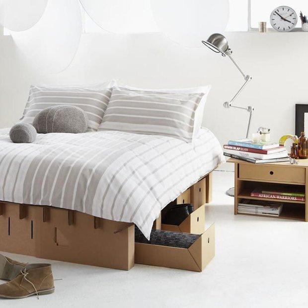 Фотография: Спальня в стиле Скандинавский, Декор интерьера, Декор, Советы, Эко – фото на INMYROOM