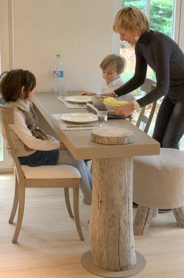Фотография:  в стиле , Декор интерьера, Дом, Мебель и свет, Эко – фото на INMYROOM