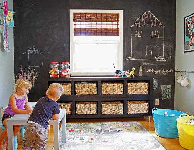 Фотография: Прочее в стиле , Детская, Интерьер комнат, Советы – фото на INMYROOM